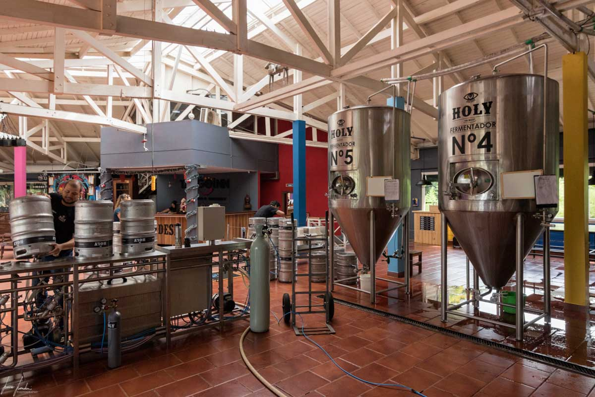 Cascate di Iguazu: TangoInn Bed & Brewery