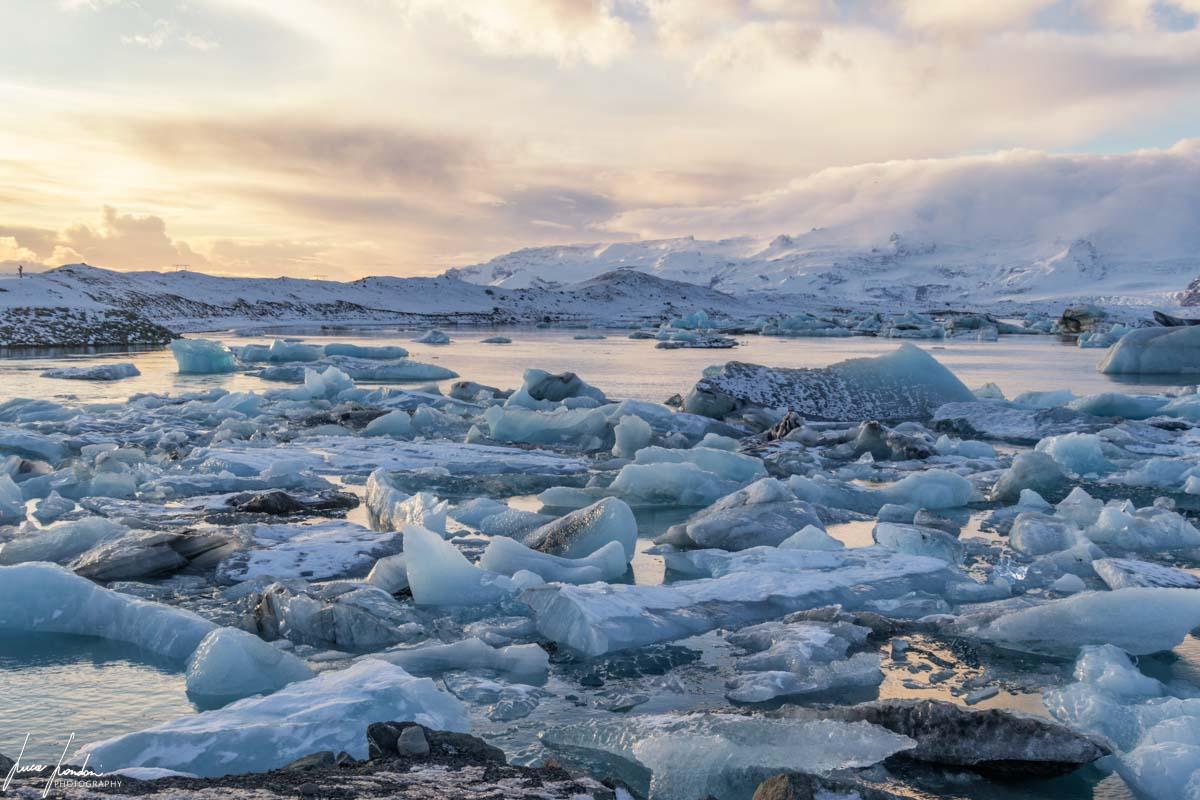 Itinerario in Islanda: Jokulsarlon
