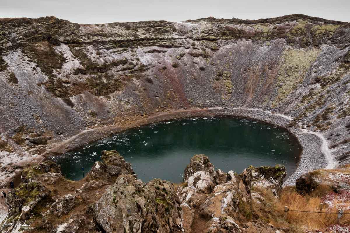 Itinerario in Islanda: Kerid