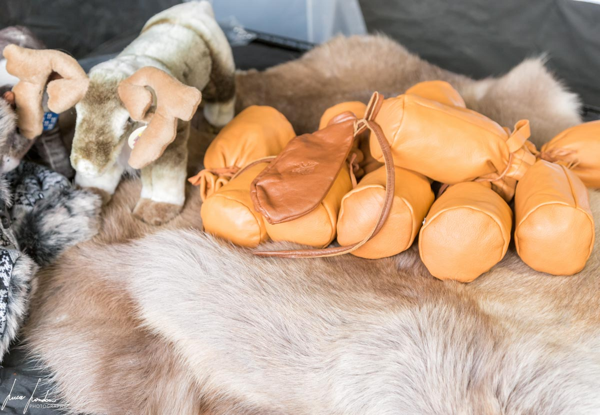 Jokkmokk Market: artigianato Sami