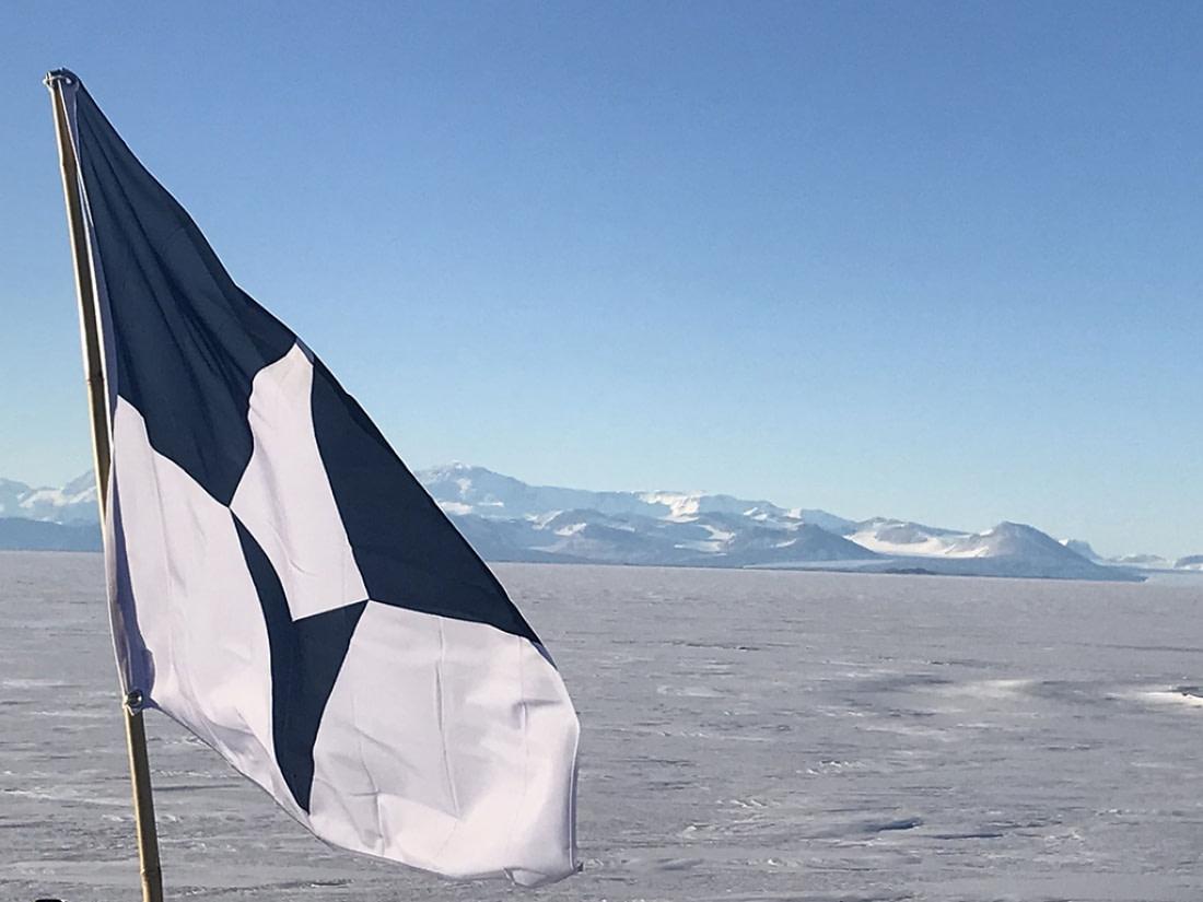 Antartide: True South