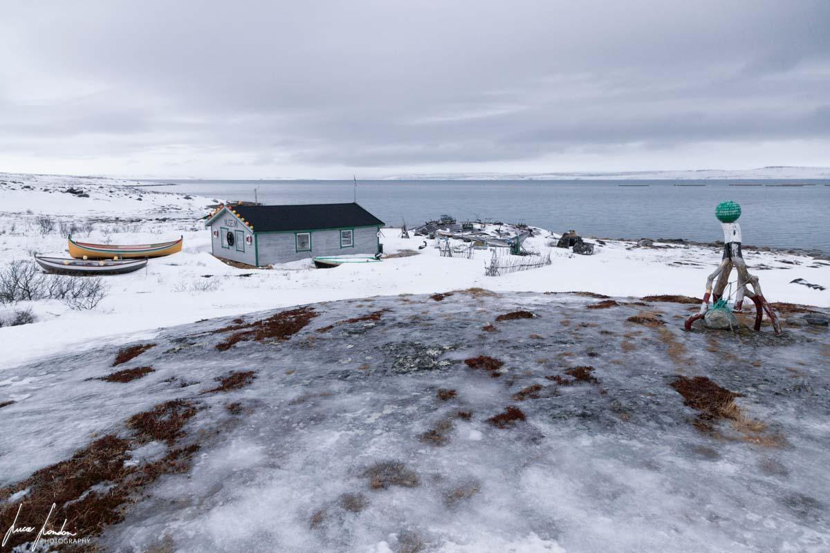 Villaggi Sami: Sami Coastal Museum, una sezione del Varanger Sami Museum