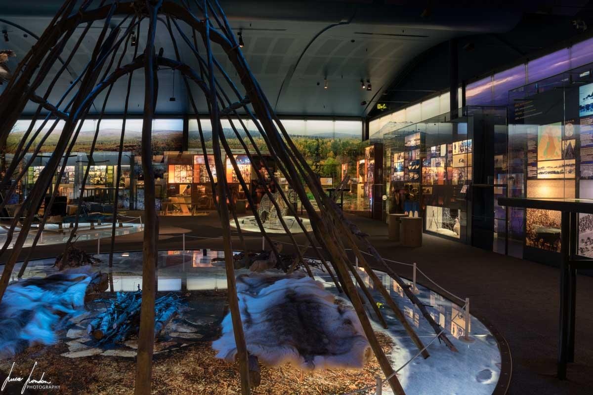 Villaggi Sami: Museo Sami Siida di Inari