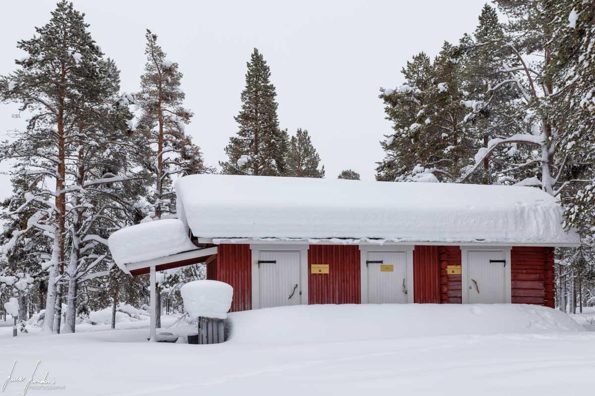 Villaggi Sami: Skolt Sami Heritage House