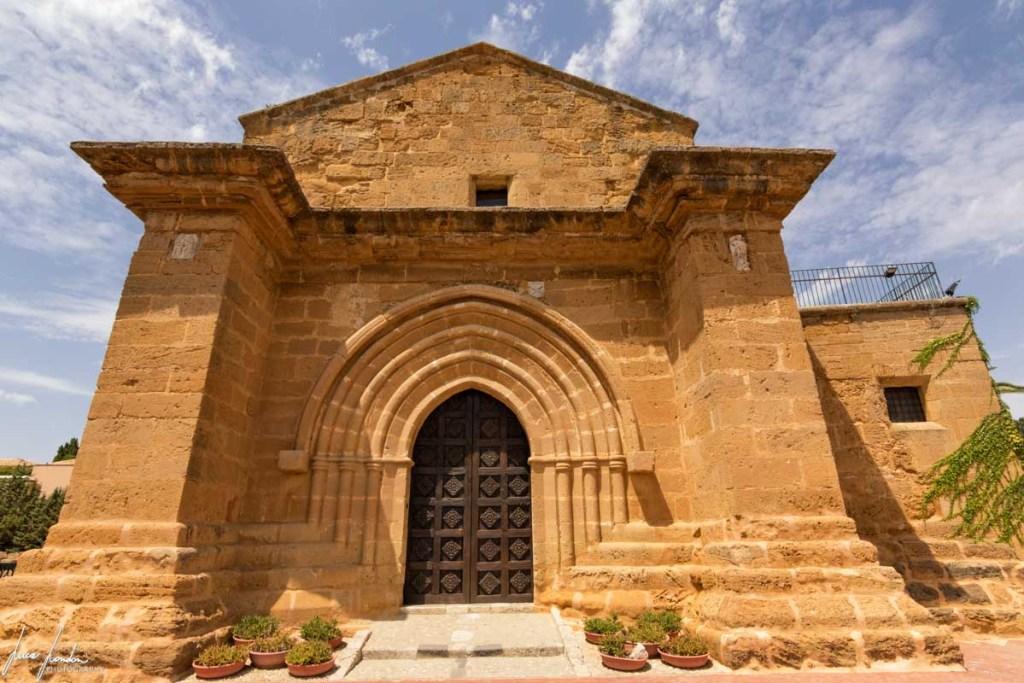 Valle dei Templi: Chiesa di San Nicola