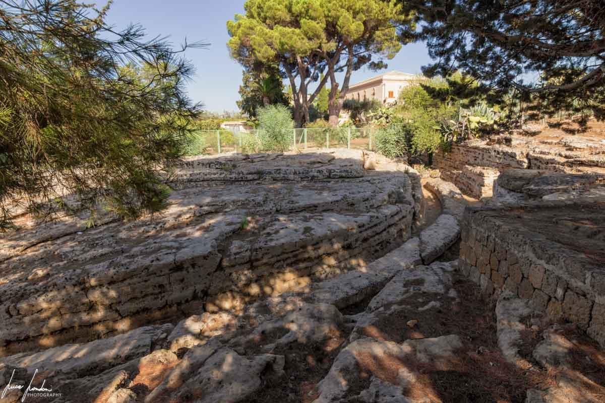Valle dei Templi: Altare del Tempio di Ercole