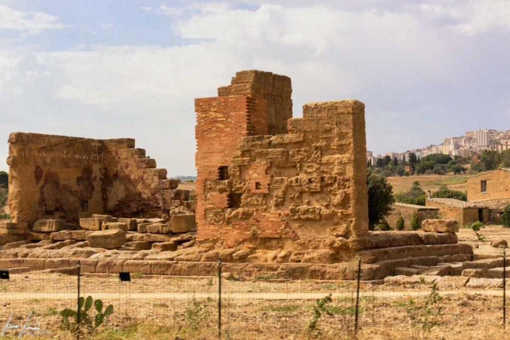 Valle dei Templi: Tomba di Asclepio