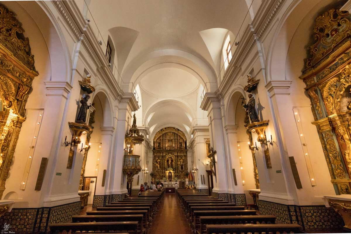 Buenos Aires: Basilica de Nuestra Señora del Pilar