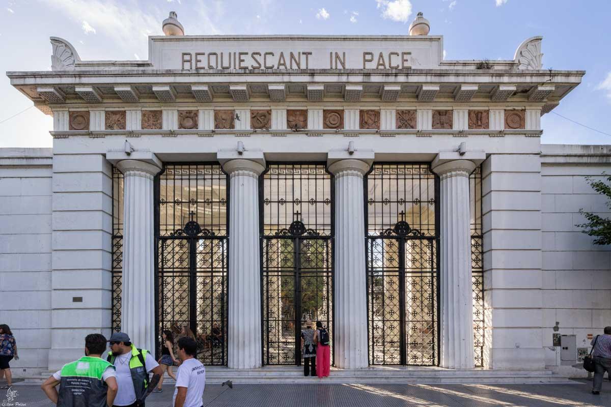Buenos Aires: Cementerio de la Recoleta