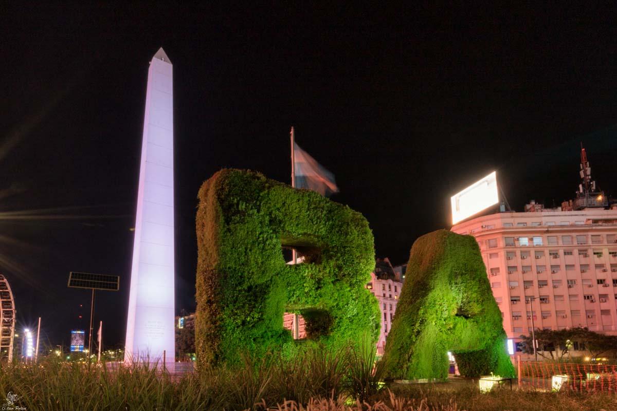Buenos Aires: Obelisco di Plaza de la Republica