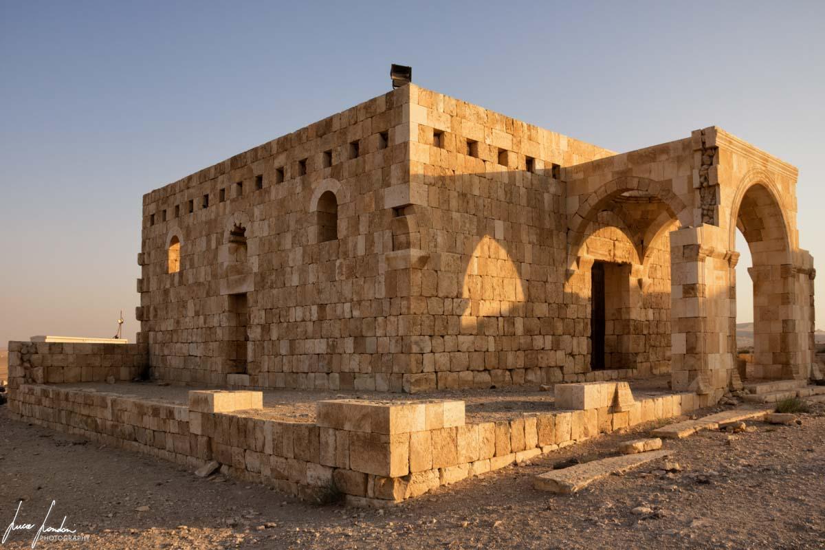 Castelli del Deserto: Qasr al Hallabat