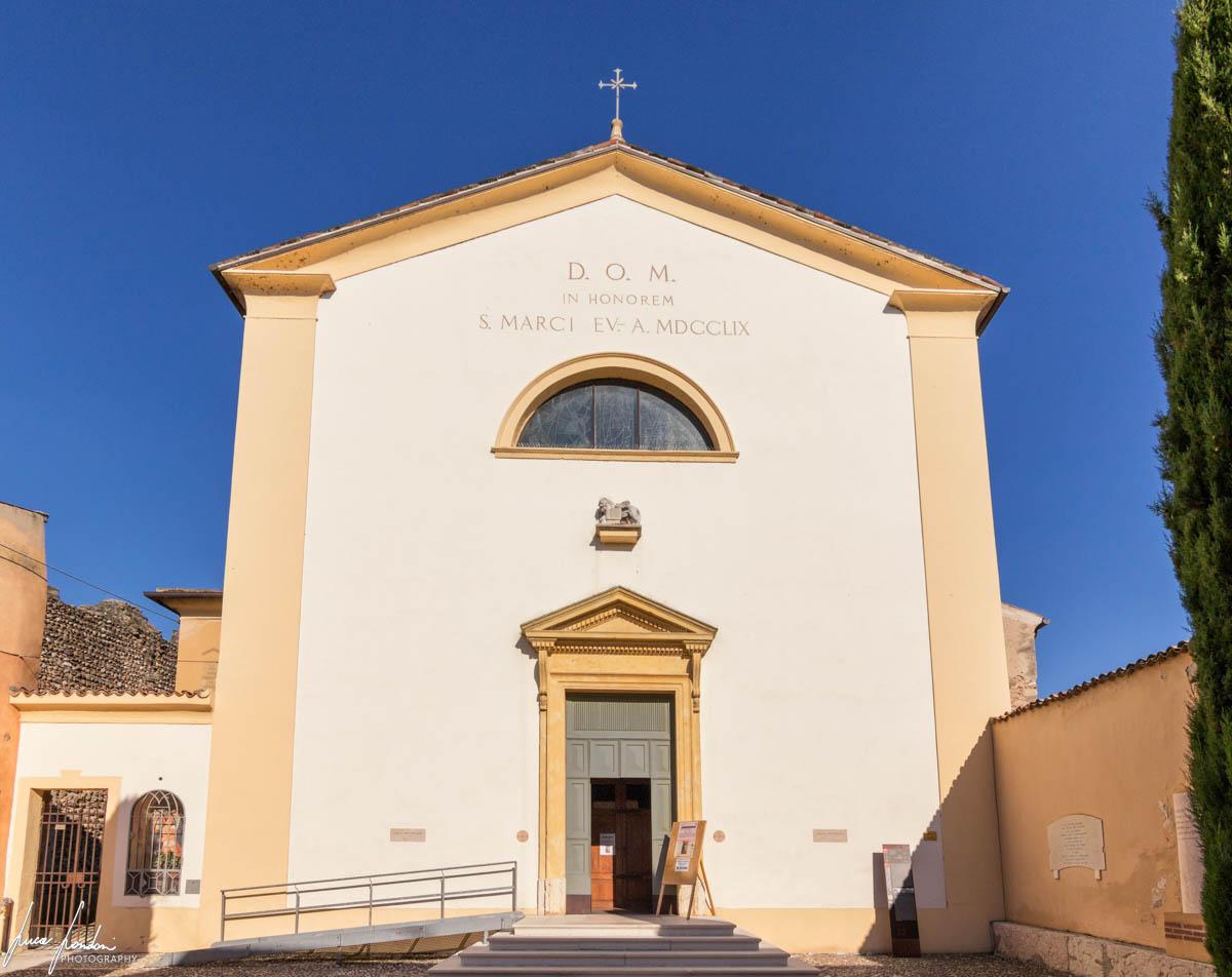 Chiesa di San Marco Evangelista a Borghetto sul Mincio