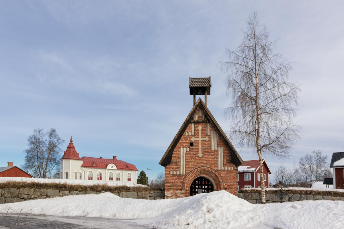 Chiesa di Nederlulea a Gammelstad