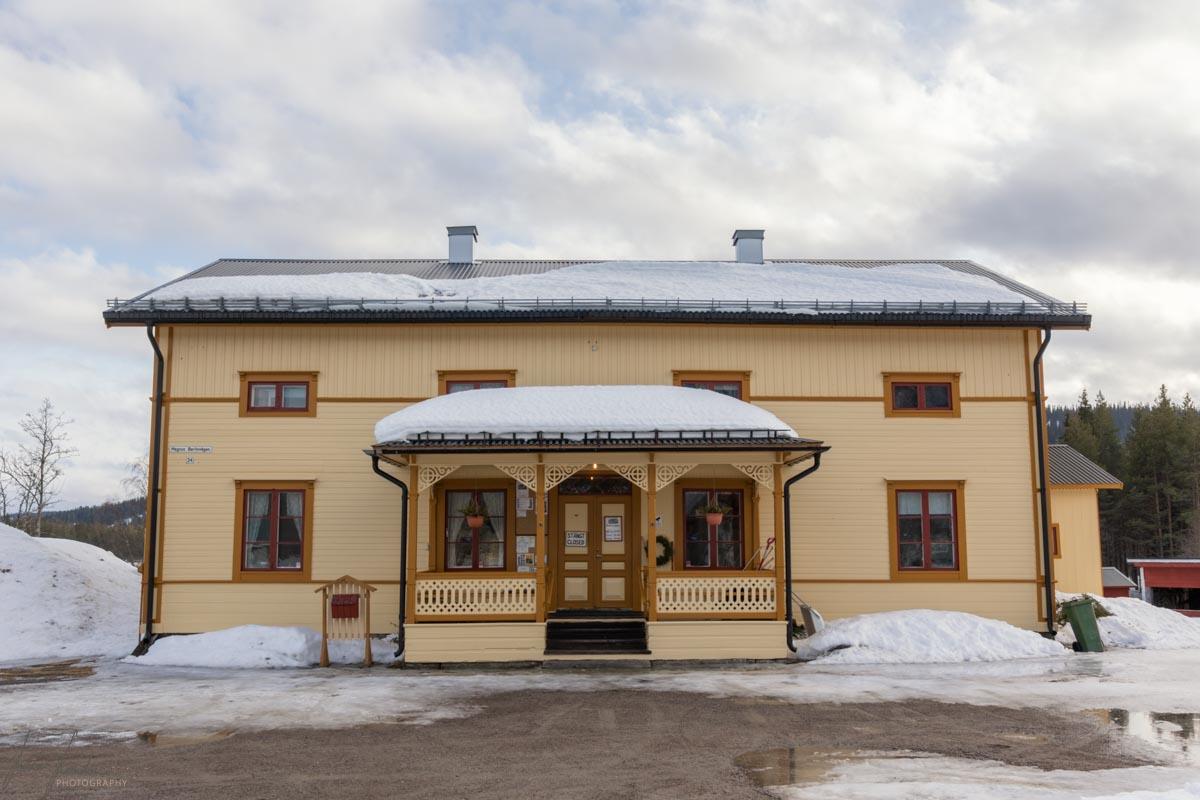 Arvidsjaur: Museo Gamla Prästgården