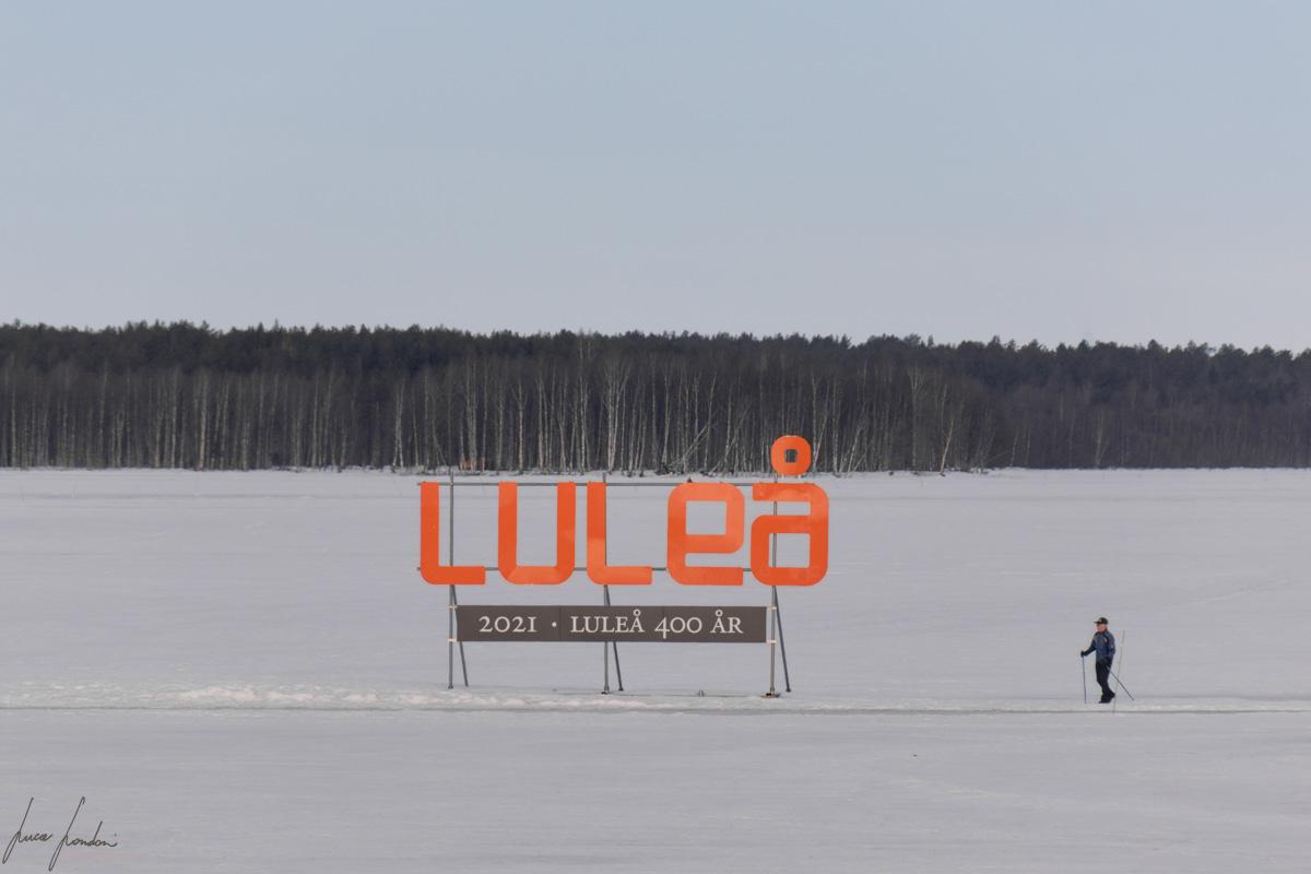 Pista di ghiaccio di Lulea