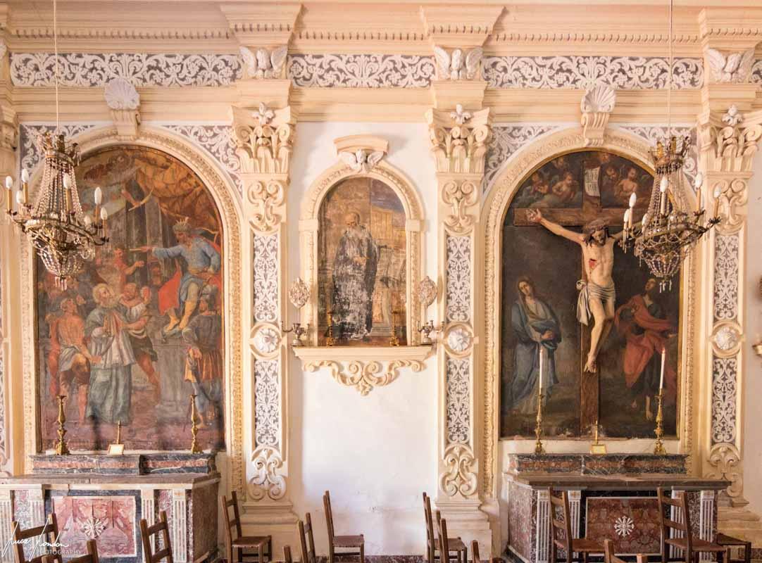 Taormina: Chiesa di San Pancrazio