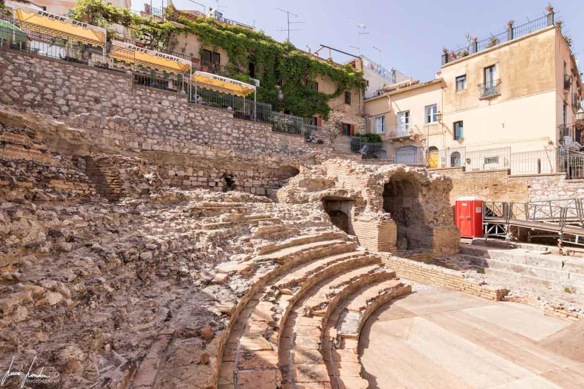 Odeon Romano di Taormina