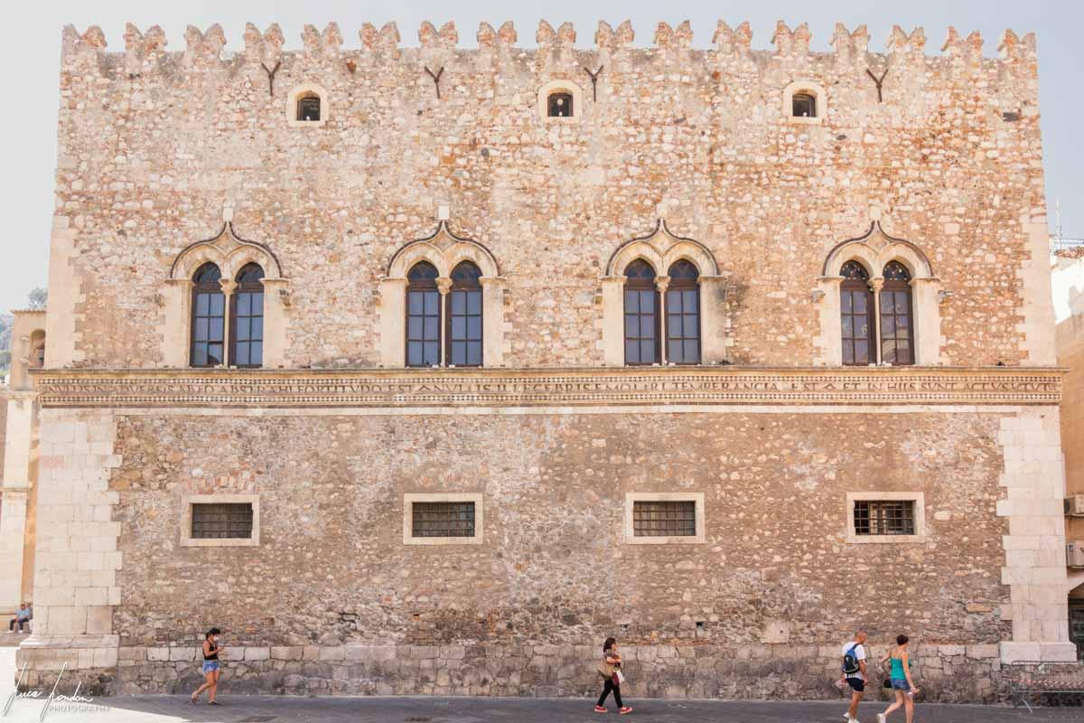 Palazzo Corvaja di Taormina