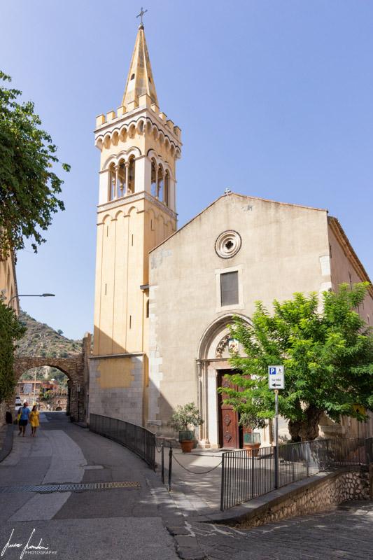 Taormina: Porta Catania