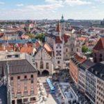 Monaco di Baviera Copertina