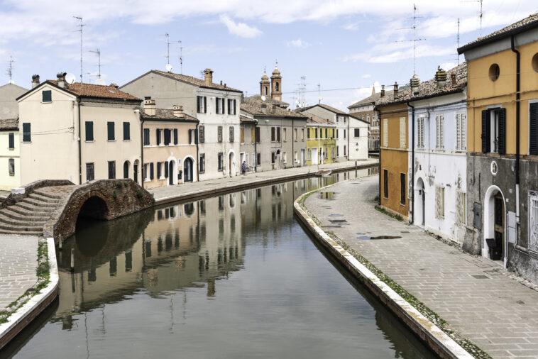 """Comacchio cosa vedere nella """"piccola Venezia"""" ferrarese"""