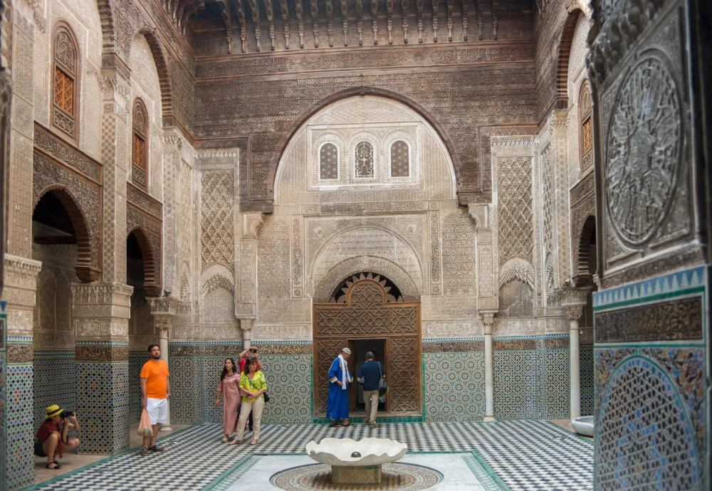 Resultado de imagen de Qarawiyyin fez biblioteca