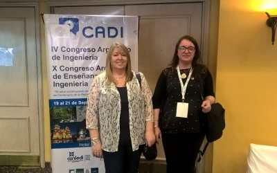 La UNViMe participó del Congreso Argentino de Ingeniería 2018