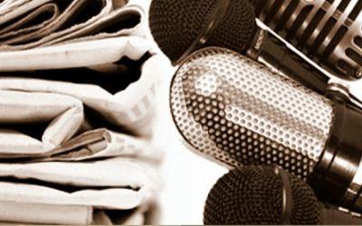 Se celebra el día del Canillita y del Periodista Deportivo