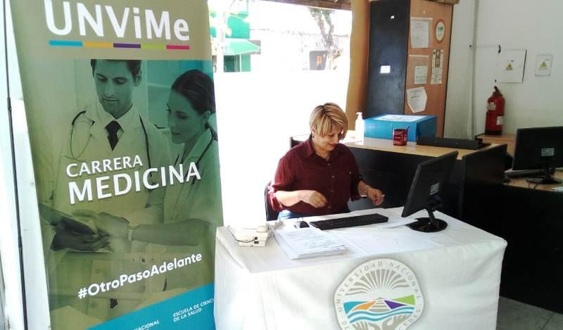 En el primer día, más de 100 inscriptos a Medicina