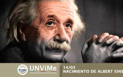 Día del Nacimiento de Albert Einstein