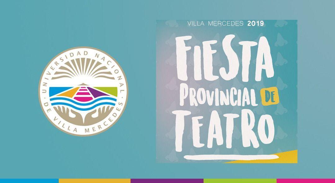 La universidad auspicia la Fiesta Provincial del Teatro