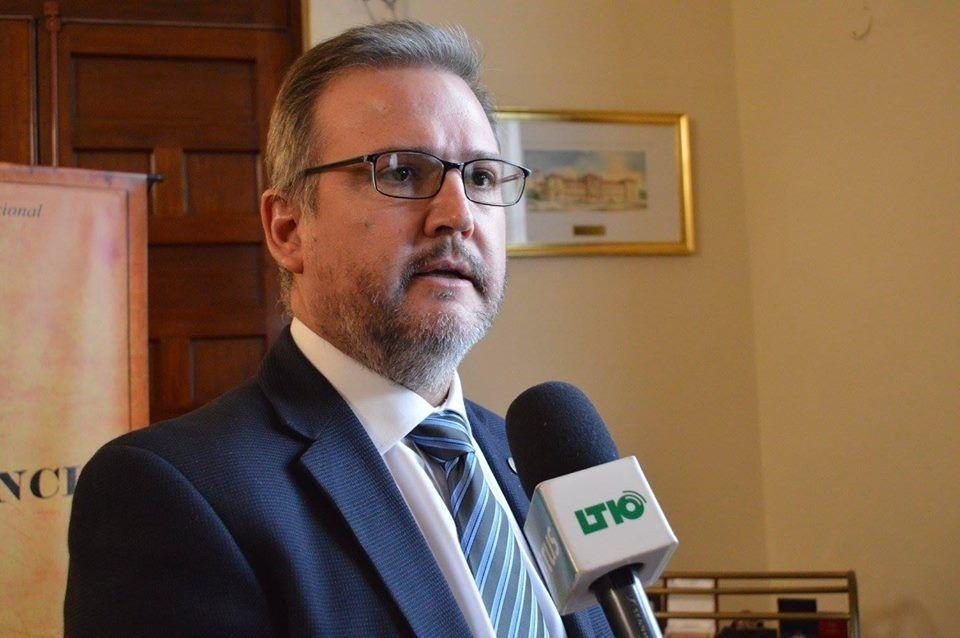 Pesar por el fallecimiento de Claudio Lizárraga, vicerrector de la UNL