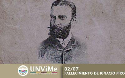 Fallecimiento de Ignacio Pirovano