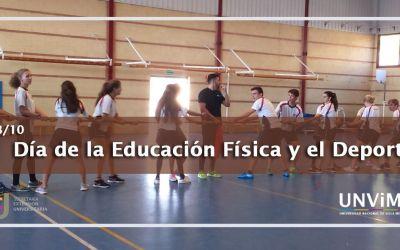 Día de la Educación Física y el Deporte