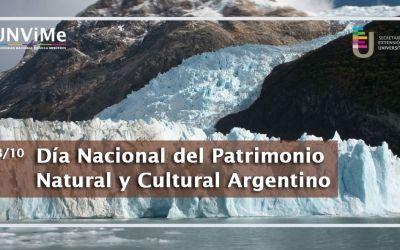 Día Nacional del Patrimonio Natural y Cultural Argentino