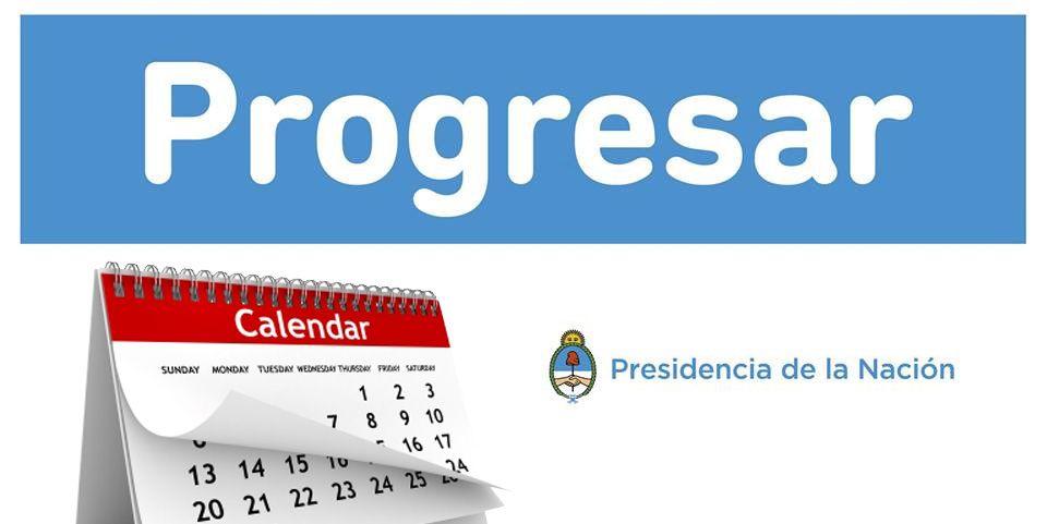 Becas Progresar: fechas de pago de agosto