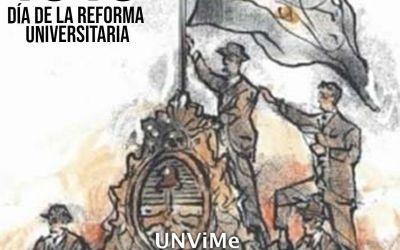 15 de Junio Día de la Reforma Universitaria