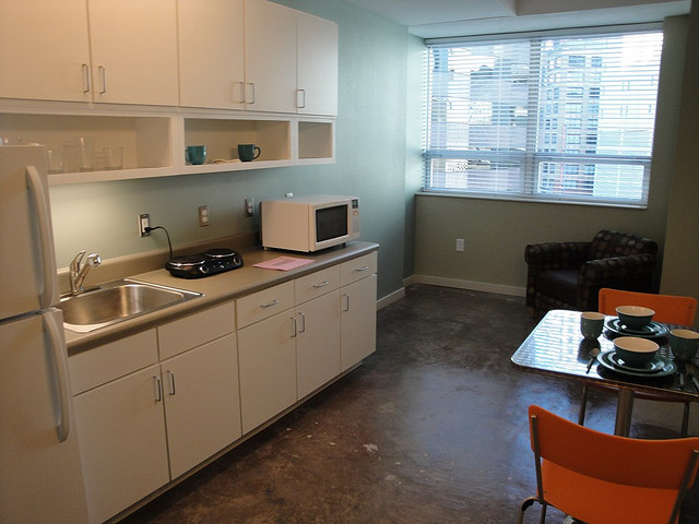 Supportive Housing on St Paul  Unvisited Dallas