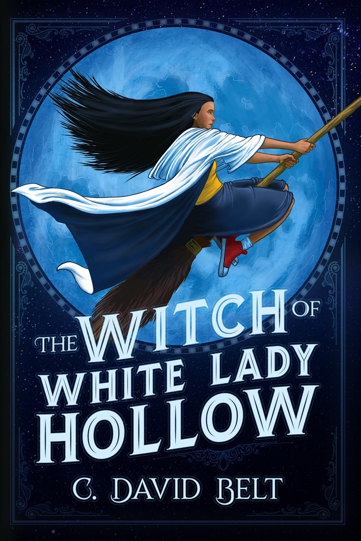 About The Witch of White Lady Hollow