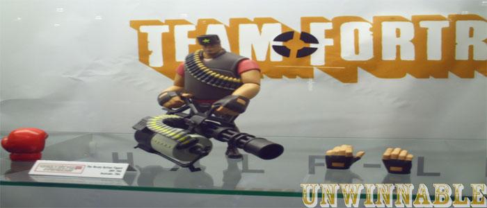 2011 Toy Fair Report Team Fortress 2  Green Lantern