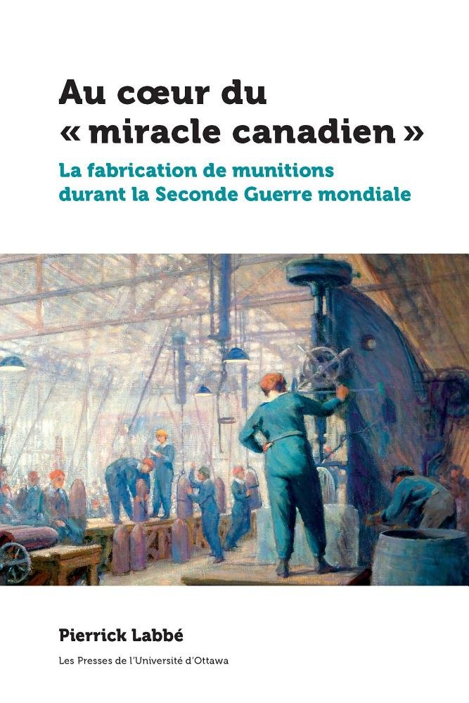 Upcoming Publications in Canadian History May 2017