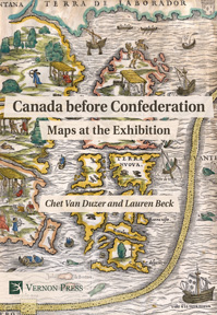 Cover of Canada before Confederation