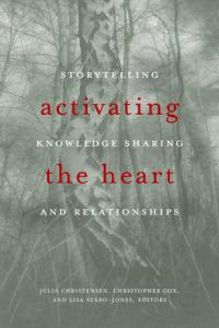 Cover of book, Activating the Heart