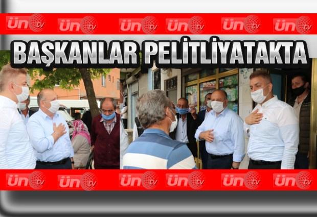 Tavlı ve Argan Pelitliyatak'ta!