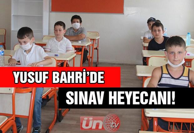 Yusuf Bahri'de Sınav Heyecanı!