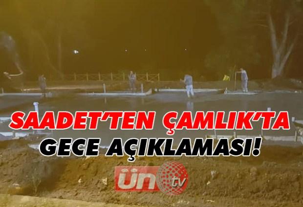 Başkan Şahin Büyükşehir'e Sordu!