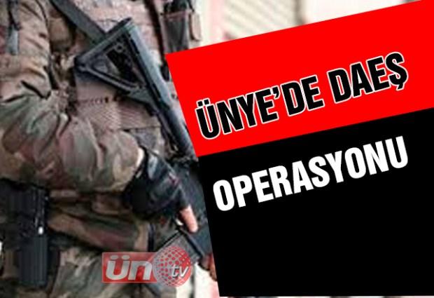 Şafak Vakti DAEŞ Operasyonu!