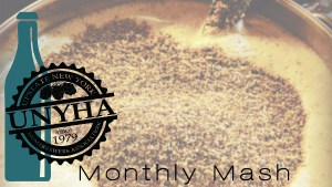 UNYHA Monthly Mash Newsletters