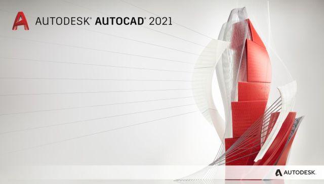 Autodesk AutoCAD 2021 正式版註冊版-簡體/繁體中文/英文版