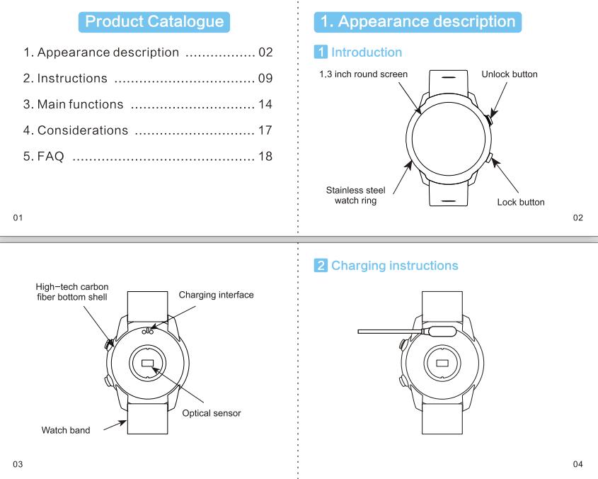 Original KEYDIY KD Smart Watch KD-SW01 Quartz for KD-X2